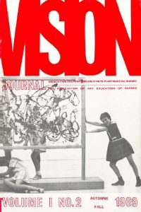 thumbnail of Vision_No 2 automne 1969