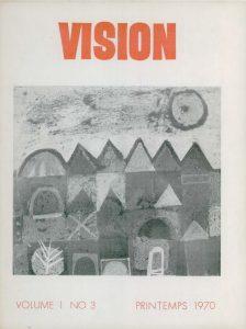 thumbnail of Vision_No 3 printemps 1970