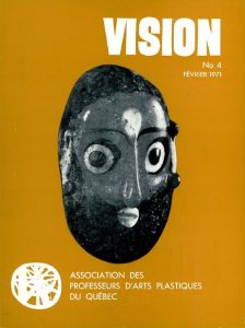 thumbnail of Vision_No 4 février 1971