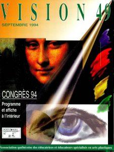 thumbnail of Vision_No 49 septembre 1994